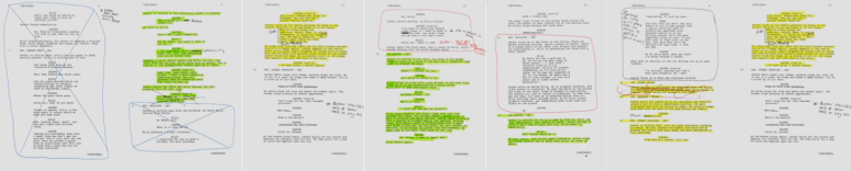 The Noodle Man Script