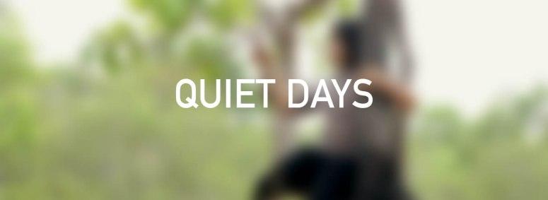 Website Latest Films quiet days